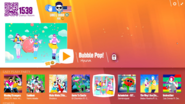 Bubblepop jdnow menu computer 2017