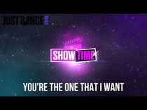 Just Dance 2016 - You're The One That I Want - Showtime