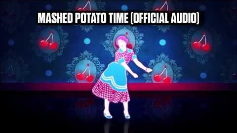 Mashed Potato Time (Official Audio) - Just Dance Music