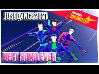 Best Song Ever - Just Dance Unlimited Gameplay Teaser (US)