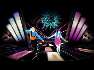Just Dance 2018 Extract - Kissing Strangers - ALTERNATE (NO GUI)