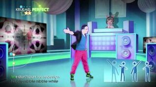 Just Dance 4* make the Party (Don't Stop) Gameplay*WiiU