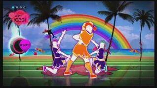 Just Dance Wii - Gorie with Jasmine & Joann - Mickey (Hawaii version) 5 Stars