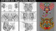 Magenta concept art