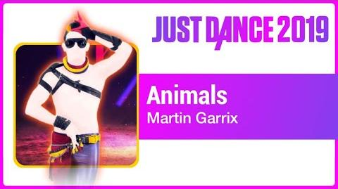 Animals (Extreme Version) - Just Dance 2019