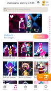 Girlfriend jdnow menu phone 2020