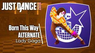Just Dance 2018 (Unlimited) Born This Way - Alternate (Versão Nerd)