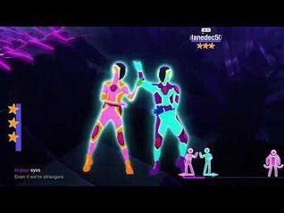Just Dance 2021 - Runaway (U & I) (Full Gameplay)