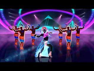Just Dance Unlimited - Dark Horse NO HUD