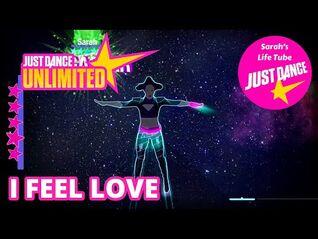 I Feel Love, Donna Summer - MEGASTAR, 2-2 GOLD - Just Dance 3 Unlimited -PS5-