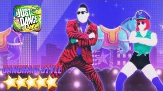 Just Dance Now - Gangnam Style 5 Stars