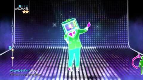 Just dance 4 moves like jagger party master mode 5 stars