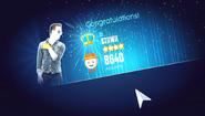 Blurredlines jd2014 score p2