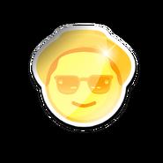 Happy gold ava