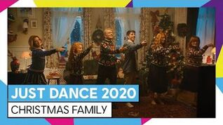 JUST DANCE 2020 – MORE THAN JUST DANCE - CHRISTMAS FAMILY (TRAILER)