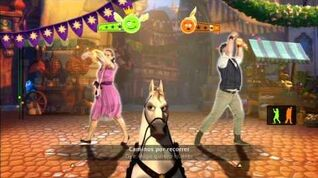 Just Dance Disney Party - Something That I Want (Spanish Version)