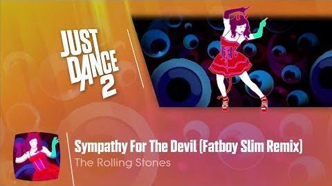 Sympathy For The Devil - Just Dance 2
