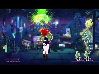 Just Dance 2020- Lights - Fight Club (MEGASTAR)