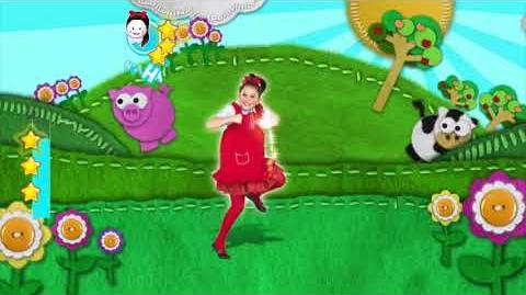 Mary Had a Little Lamb - Just Dance 2018 (Kids Mode)