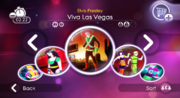Vivalasvegas jd2 menu with jdgh icon will07498