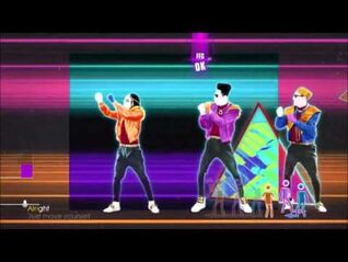 Just Dance 2016 Lets Groove