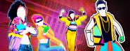 Sweatitout jdnow playlist app category banner