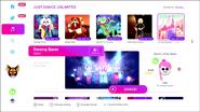 Dancingqueen jd2019 menu