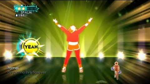 Fame - Just Dance Greatest Hits (Wii)