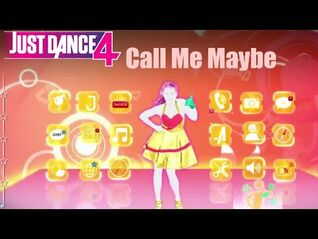 Just Dance 4 - Call Me Maybe