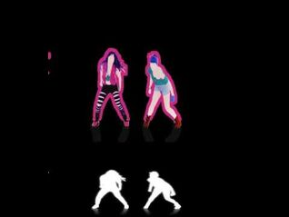 Just Dance 4 Extract - Die Young - -3
