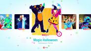 Magichalloweenkids jd2020 kids menu