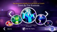 Riverside jd2 store menu