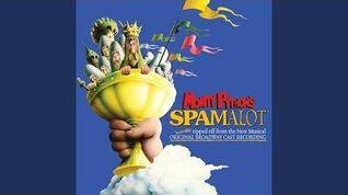 """Always Look On The Bright Side Of Life (Original Broadway Cast Recording """"Spamalot"""")"""