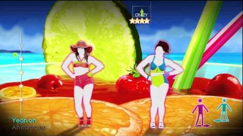Aserejé (The Ketchup Song) - Just Dance 4