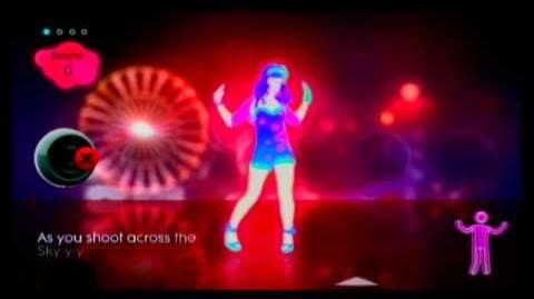 Firework - Just Dance Extra Songs Gameplay Teaser (France)