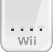 Icon pad wiiremote leds