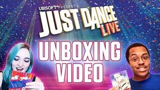 JUST DANCE LIVE - Just Dance Community Members Get a Special Gift from Just Dance Live!