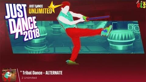 Just Dance 2018 - Tribal Dance Alternate