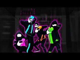 Just Dance 2021 Kick It (No Hud)