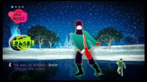 Just Dance Wii Rasputin 4 stars wii on wii u