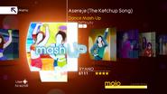 Ketchupsongar jd4 menu