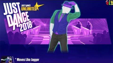 Moves Like Jagger - Just Dance 2018