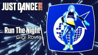 Run The Night - Just Dance 2018