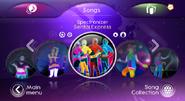 Spectronizer jd3 menu wii