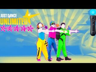 Танец Just Dance® 2020 (Unlimited) - Dragostea Din Tei by O-Zone (PS Move)
