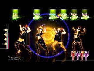 Just Dance 2017-Scream And Shout 6 PLAYERS-5 Stars-Benja23Ulloa