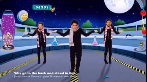 Just Dance Kids 2 Despicable Me