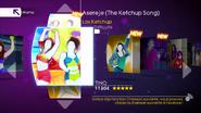 Ketchupsong jd4 menu wiiu