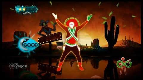 Viva Las Vegas - Just Dance Greatest Hits (HD 60FPS)