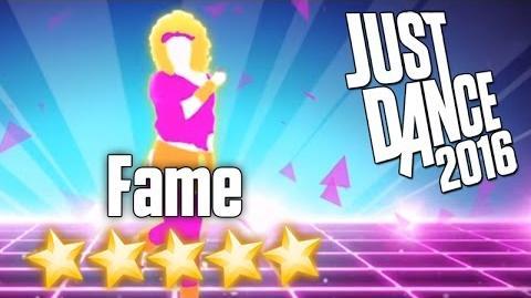 Fame - Just Dance 2016
